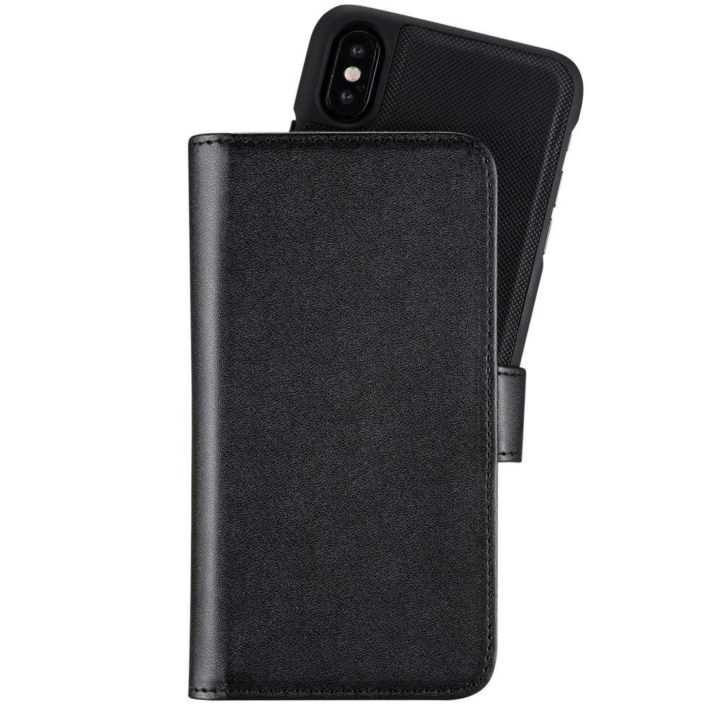 Holdit- iPhone X/Xs- Plånbok med magnetskal FLERFACK