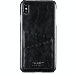 Holdit- iPhone XS MAX- Skal med kortfack