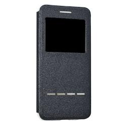 Huawei P10 fodral med Call-ID & Svara funktion