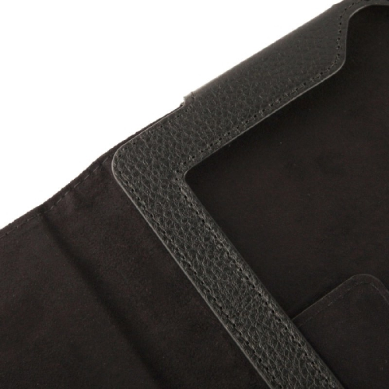 Läderfodral till Apple iPad 2/3/4