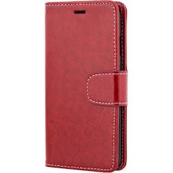 iPhone 6, 6s - DELTACO Plånbok av konstläder