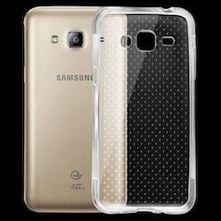 Samsung Galaxy J3 (2016) - Skyddande skal i förstärkt TPU