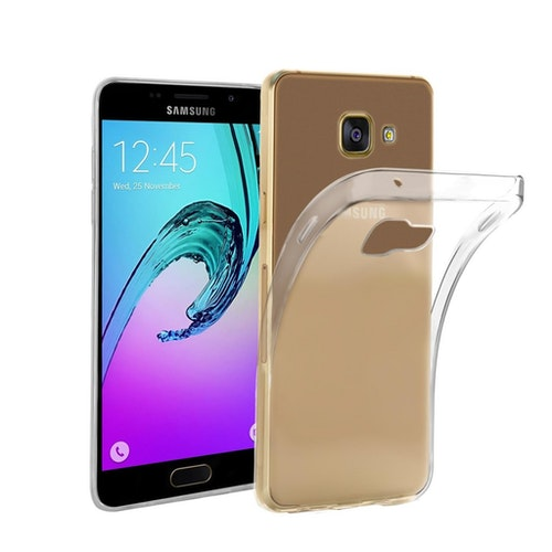 Transparent TPU-skydd för Samsung Galaxy A3 (2016)