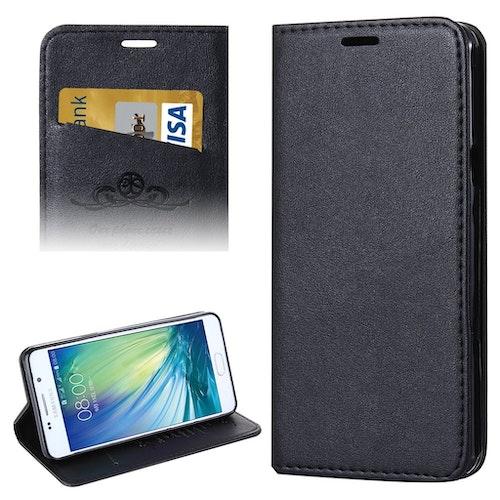 Plånbok av läder med TPU-skydd för Samsung Galaxy A5 (2016)