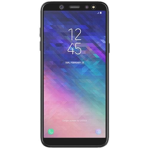 Samsung Galaxy A6 Plus (2018)- 2 PACK Premium Glas Skärmskydd