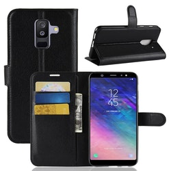 Plånbok - Samsung Galaxy A6 Plus (2018)