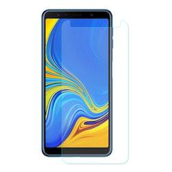 Samsung Galaxy A7 (2018)- Premium Glas Skärmskydd