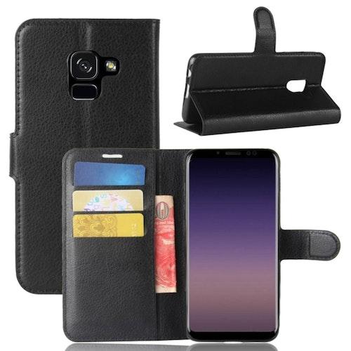 Plånbok för Samsung Galaxy A8 (2018)