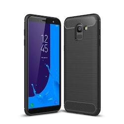Stöttåligt TPU-skal för Samsung Galaxy J6 (2018)
