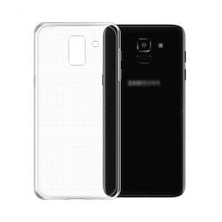 Transparent TPU-skydd för Samsung Galaxy J6 (2018)