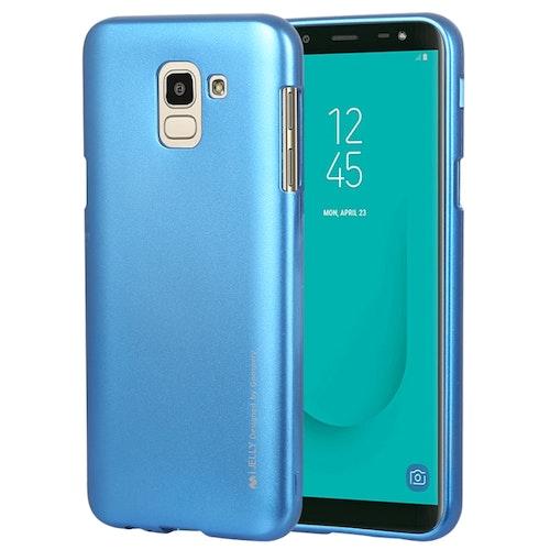 Stilrent TPU-skal för Samsung Galaxy J6 (2018)