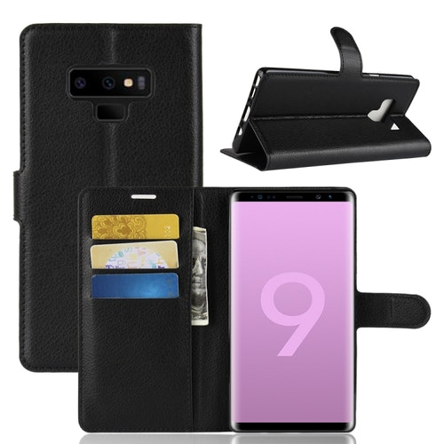 Plånbok- Samsung Galaxy Note 9
