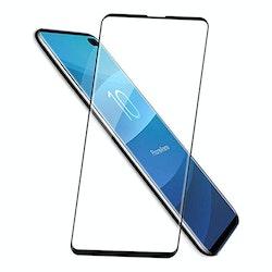 Samsung Galaxy S10 PLUS Black - Skärmskydd
