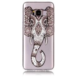 Samsung Galaxy S8 - Skal med elefant