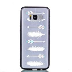 Samsung Galaxy S8 - Fjädrar och pilar