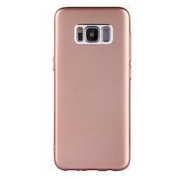 Skal med kameraskydd för Samsung Galaxy S8