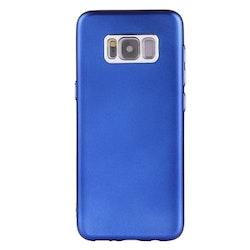 TPU skal med kameraskydd för Samsung Galaxy S8
