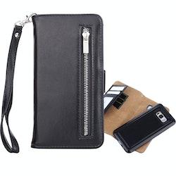 Samsung Galaxy S8 + - Plånbok med magnetskal