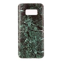 Grönt Marmorskal för Samsung Galaxy S8 plus