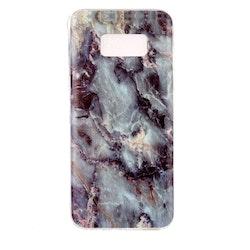 Grått Marmorskal för Samsung Galaxy S8 plus