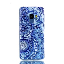 Mönstrat skal för Samsung Galaxy S9