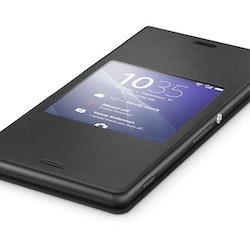 SONY Xperia Z3 Style Cover SCR24 Black, Original produkt