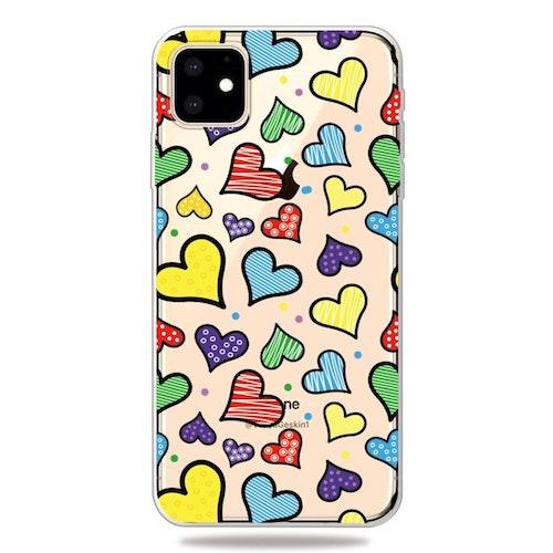 Hjärtan skal för iPhone 11