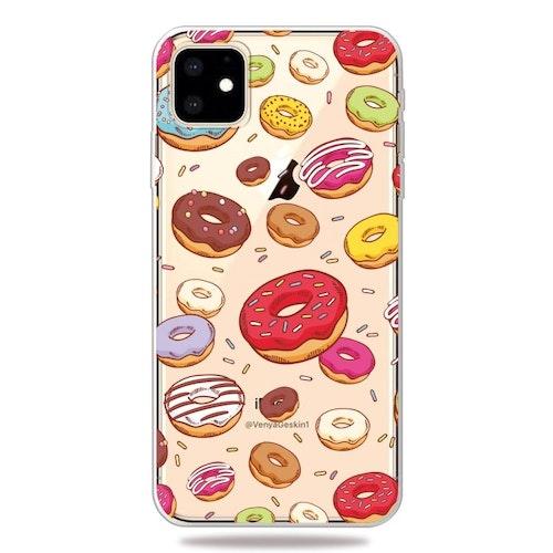 Små donuts- skal för iPhone 11