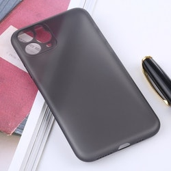 Frostat ultratunt-skal till iPhone 11 PRO