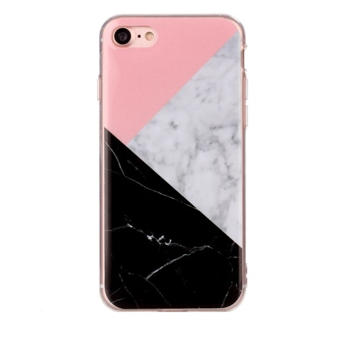 Marmor skal för iPhone 7/8
