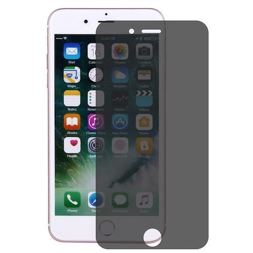 Insynsskyddad - Härdat glas skärmskydd- iPhone 7/8 Plus