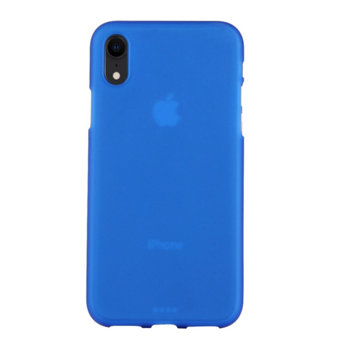 Frostat TPU-skal till iPhone XR