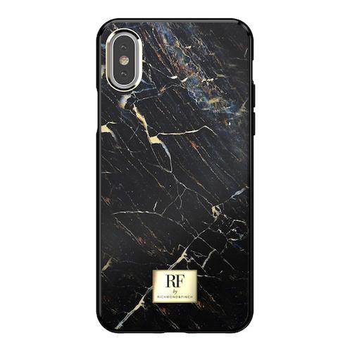 Richmond & Finch- BLACK MARBLE- iPhone Xs Max