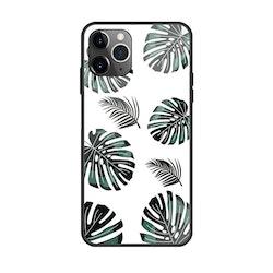 Bananblad- skal för iPhone 11 PRO MAX