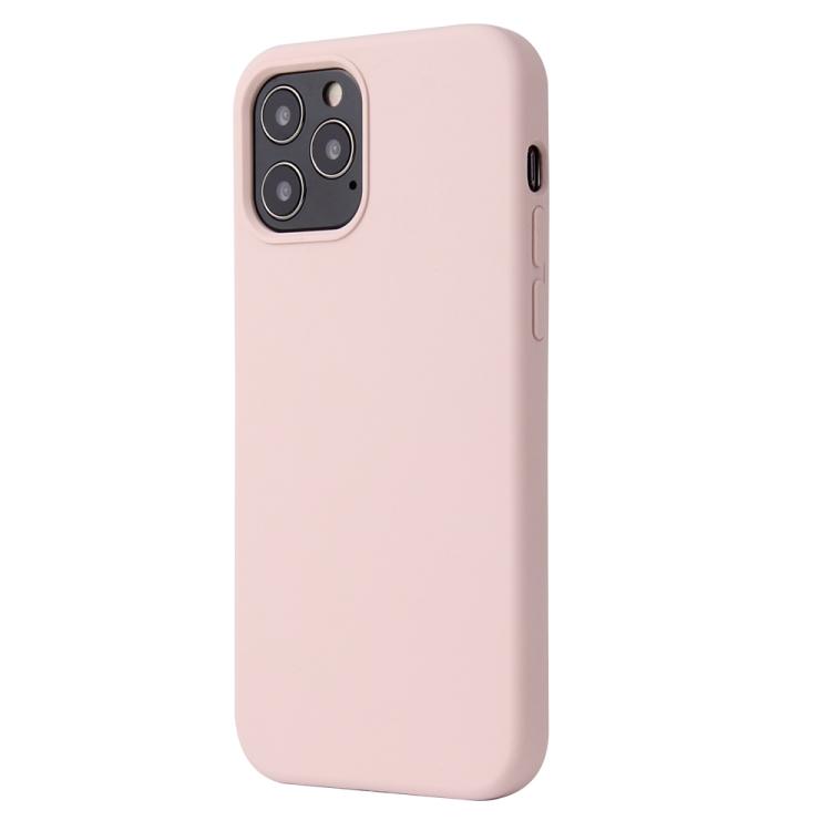 iPhone 12 / 12 PRO - Silicone Case - Mobilskal i silikon