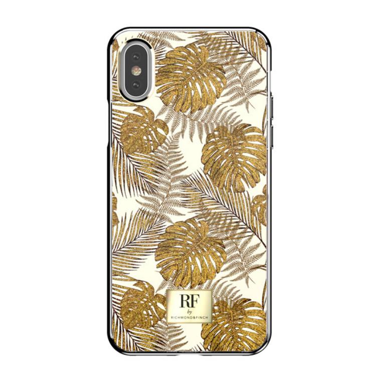 Richmond & Finch- GOLDEN JUNGLE- iPhone X/Xs