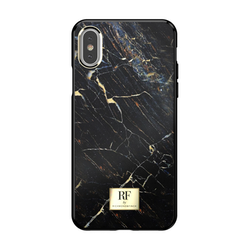 Richmond & Finch- BLACK MARBLE- iPhone X/Xs