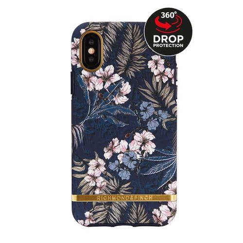 Richmond & Finch- iPhone X/XS, Floral jungle