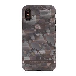 Richmond & Finch- iPhone X, Camouflage