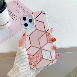 Skal med mönster- iPhone 12 PRO MAX