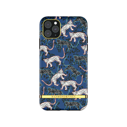 BLUE LEOPARD- Richmond & Finch- iPhone 11 PRO MAX