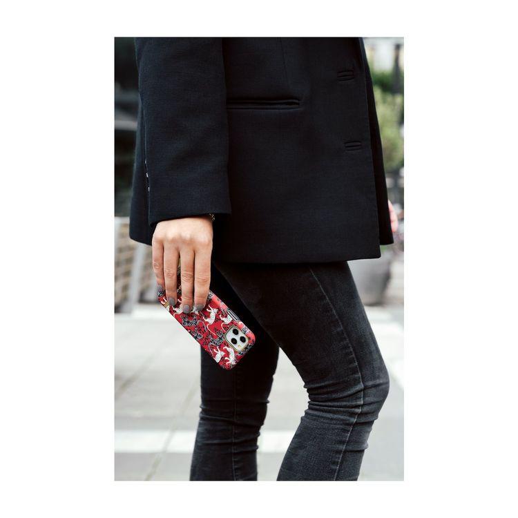 SAMBA RED LEOPARD - Richmond & Finch- iPhone 11 PRO MAX