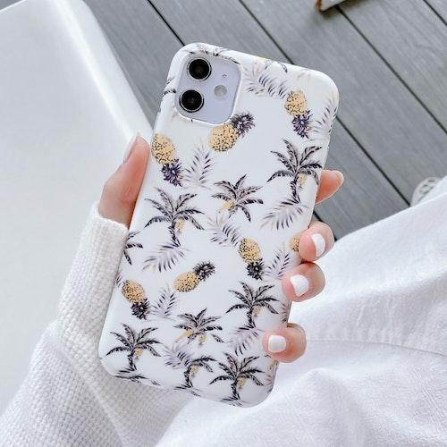 Ananas- skal för iPhone 11