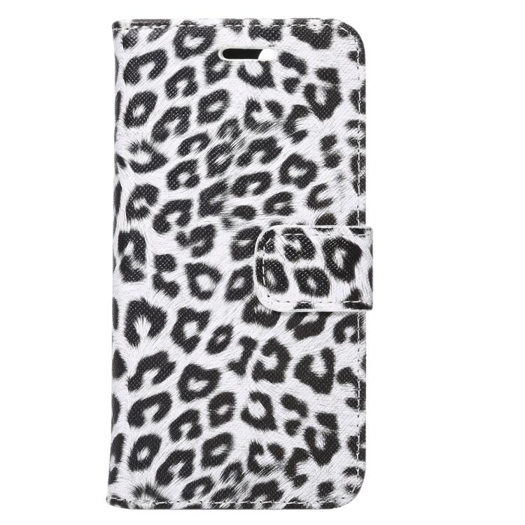Plånbok i leopard till iPhone 7/8/SE 2020