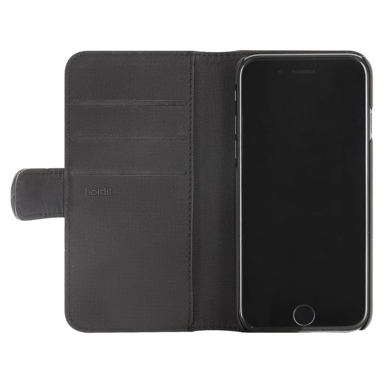 Holdit- Plånbok men magnetskal- iPhone 6/7/8/SE 2020