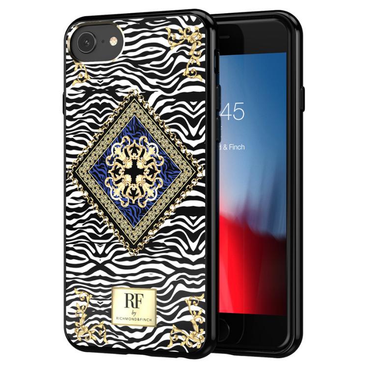 Richmond & Finch -ZEBRA CHAIN- iPhone 6/7/8/SE 2020