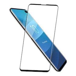 Samsung Galaxy S10 Black - Skärmskydd