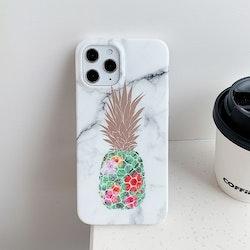 Marmor och ananas skal- iPhone 12 / 12 PRO