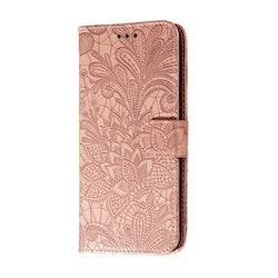 Plånbok med mönster för iPhone 12 / 12 PRO med 3 st kortfack
