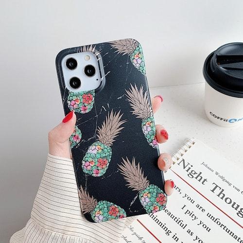 Skal med ananaser- iPhone 12 PRO MAX